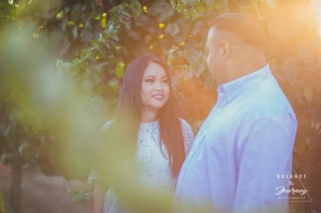 Alvin & Melissa Engagment 2017123 August 12, 2017