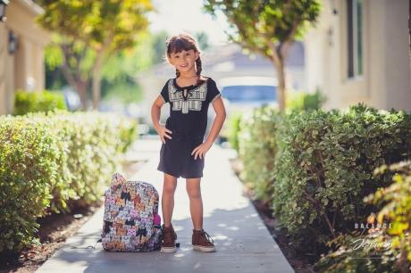 greysons firt day of Kindergarten 201713 August 28, 2017